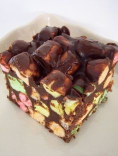 Make and share this Chocolate Chip Marshmallow Squares recipe from Genius Kitchen.