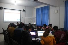 Xiaohe training courses were held in Henan Pingyuan Mining Machinery Co.,Ltd