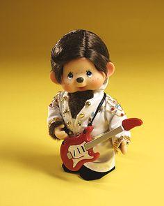 Monchhichi Elvis