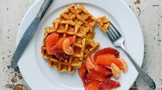 Waffle Recipes - 20 Wonderful Waffle Recipes You'll Want Every Morning