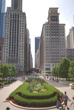 Loved to shop in the Chicago Loop