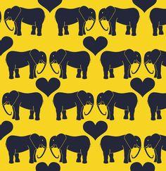 New rapports by Tássia Carneiro, via Behance/ elephant rapport