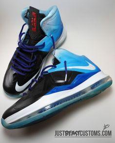 buy popular 4dbdb 76e05 Nike LeBron X