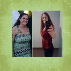 YAHOOOOO Stephanie    Hi everyone, I want to share my 60 day progress with you all!    So far, I have lost 15 lbs and a lot of inches. I come from a large family, both in numbers and in size. Lots of my family members have health issues, like diabetes, heart problems, and high blood pressure because of their weight.