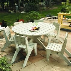 Uwharrie Chair Companion Collection Patio Furniture