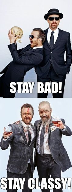 'Breaking Bad'  -  The boys...