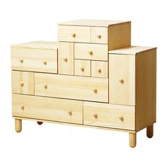 IKEA PS 2012 Chest of drawers + add-on unit - IKEA