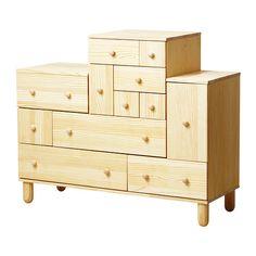 IKEA PS 2012 Commode+élément complémentaire   - IKEA J'adore !!!!