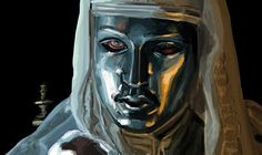 I do not recall any mention of the historical King Baldwin IV wearing a mask, though it was a nice theatrical touch. Baldwin Iv Of Jerusalem, King Of Jerusalem, King Baldwin, Darkest Dungeon, Great King, Kingdom Of Heaven, Necromancer, Barbarian, Catholic