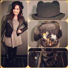 Demi Lovato fashion