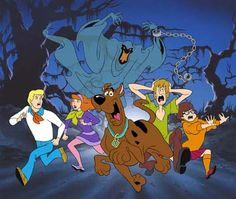 Scooby Doo, Where are you!  Still a favorite of mine today.  Talk about a showing having longevity and with probably over 20 spins offs.  I always wanted to be Daphne :P