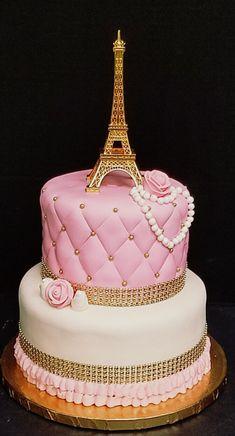 Pretty Image of Paris Birthday Cake . Paris Birthday Cake Paris Themed Cake Pretty Image of Paris Birthday Cake . Paris Birthday Cakes, Paris Themed Cakes, Paris Themed Birthday Party, Sweet 16 Birthday Cake, Homemade Birthday Cakes, Paris Party, Themed Birthday Cakes, Birthday Cake Girls, Paris Theme Parties