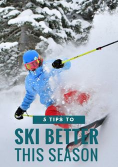 The most important element to progression, however, is knowledge and mentorship. So, when seeking advice on how to ski better, the most logical place for me to look was toward the mountains. That's where I found Keely Kelleher. Here are her top tips to take your skiing to the next level. 5 Tips to Ski Better This Season http://www.active.com/outdoors/articles/5-Tips-to-Ski-Better-This-Season.htm?cmp=23-243-77