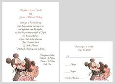 Oh yes I found my wedding invitations