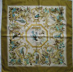 1470 meilleures images du tableau Foulard en 2019   Hermes scarves ... f4b89f16b44