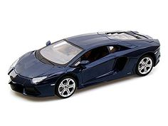 2011 Lamborghini Aventador LP-700-4 1/24 Blue $23.23 (as of November 30, 2016, 5:07 am)
