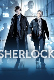 Sherlock played by Benedict Cumberbatch and Watson played by Martin Freeman. Brilliant show, great characters, good renditions of Sir Arthur Conan Doyles' stories. Do yourself a favor and watch this show.