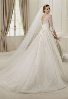 f7eafde2e5f1 lace wedding ball gown 2016/17 » DreaMyDress Bridal Wedding Dresses, Wedding  Dress 2013