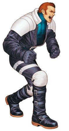 The King of Fighters Neowave| K' Team: Maxima