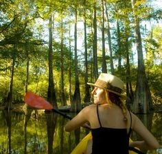 On New Orleans Kayak Swamp Eco-Tours you will explore the beauty of the swamps tours and plantations tours with small groups led by local eco-guides. New Orleans Swamp Tour, Kayaking, Canoeing, Pearl River, Kayak Tours, Boat Stuff, Small Boats, French Quarter, Places To Go