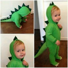 Cute Halloween Baby Costume..