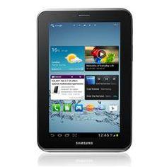 "Tablet Samsung Galaxy Tab 2, Android 4.0, Processador Dual Core 1 GHZ, Memória 16GB, Tela 7"", Câmera 3MP, Bluetooth, Wi-Fi + 3G"