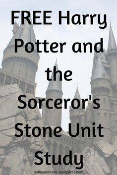 Free Harry Potter and the Stone Unit Study Includes almost 50 activity ideas! Harry Potter Classes, Harry Potter Activities, Harry Potter School, Harry Potter Classroom, Harry Potter Theme, Harry Potter Movies, Book Activities, Activity Ideas, Language Activities