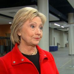 The nerve of this woman! Leading Democratic Party presidential candidate Hillary Clinton dismissed concerns about the latest revelations in her ...