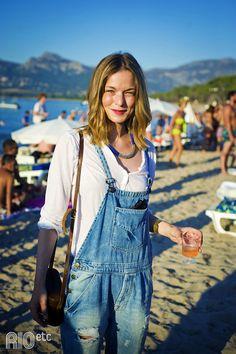 RIOetc | Stéphanie on the rocks