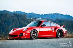 Porsche 997 Turbo ADV5.0 | Flickr - Photo Sharing!