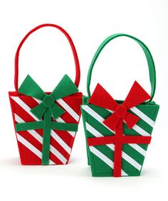 Take a look at this Present Gift Bag Set by Home for the Holidays: Entertaining on #zulily today!