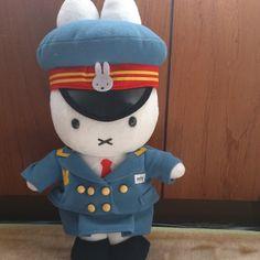 東京駅限定の駅長ミッフィー #miffy #nijntje - @nijntje_pluis- #webstagram Mad Cap, Old Memes, Miffy, Japanese Design, Cute Designs, Hello Kitty, Bunny, Nostalgia, Character