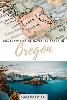 Did you know there are 5 national parks in Oregon? Click here for the list, including things to do and how to get there. Plus, download my free checklist! | national parks in Oregon | oregon national parks Crater Lake National Park, National Parks, Usa Travel, Travel Tips, Oregon Caves, Best Western, Boat Tours, Outdoor Woman, Historical Sites