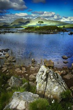 The Scottish Highlands - the beauty of the UK is often forgotten which people go in search of sun and beaches!