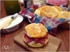 Oopsies, ou o Pão Milagroso sem Carboidratos - O melhor restaurante do mundo é a nossa Casa