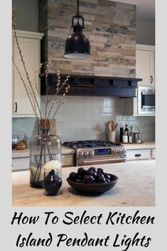 How To Select Kitchen Island Pendant Lighting #pendantlighting #kitchenlighting