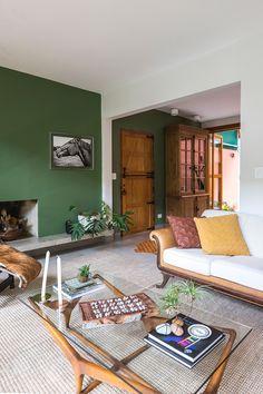 Open House Bruna Lucchesi | Casa de Valentina Suites, Open House, House Tours, Living Room Designs, Inspiration, Home Decor, Sim, Interiors, Closet