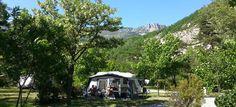 Camping Indigo Gorges du Verdon - Camping bord du verdon