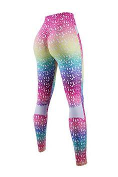 1073a57066f48 ABButter #Sexy High Waisted Butt Enhancing #Leggings #Yoga Pants #Fitness  Activewear