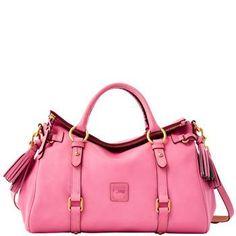 Dooney & Bourke #handbag #purse #clutch  #satchel in pink