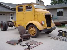 1939 GMC COE Crewcab !!
