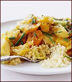 Buttery Root Vegetable Ragout Recipe from Food & Wine