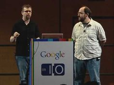 Google I/O 2009 - The Myth of the Genius Programmer    Brian Fitzpatrick, Ben Collins-Sussman    A pervasive elitism hovers in the background of collaborative software development: everyone secretly wants to be seen as a genius. In this talk, we discuss how to avoid this trap and gracefully exchange personal ego for personal growth and super-charged collaboration. We'll also examine how software tools affect social behaviors, and how to successfully manage the growth of new ideas.