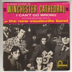 The New Vaudeville Band, Winchester Cathedral (1966)