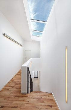 Berschneider + Berschneider, Architekten BDA + Innenarchitekten, Neumarkt: Wohnhaus L (2010), Altdorf #Flur