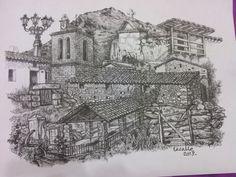 EL REAL DE SAN VICENTE (Toledo). Carboncillo del Real (Félix Lacalle).