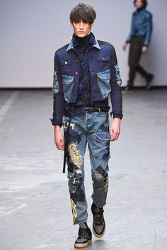 James Long Fall 2015 Menswear - Collection - Gallery - Style.com