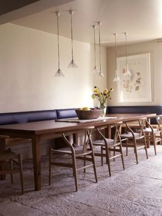 FABULOUS remodelling - as always. Retrouvius Reclamation and Design (UK Country Farmhouse) Dining Room Inspiration, Country Farmhouse, Design Projects, Sweet Home, New Homes, Dining Table, Flooring, Interior Design, Diners