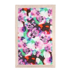 Wild Orchid I Beach Towel, 87€, now featured on Fab.