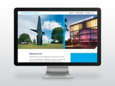 Edmiston Trust website designed at The Fount Auckland, Trust, Web Design, Website, Design Web, Website Designs, Site Design